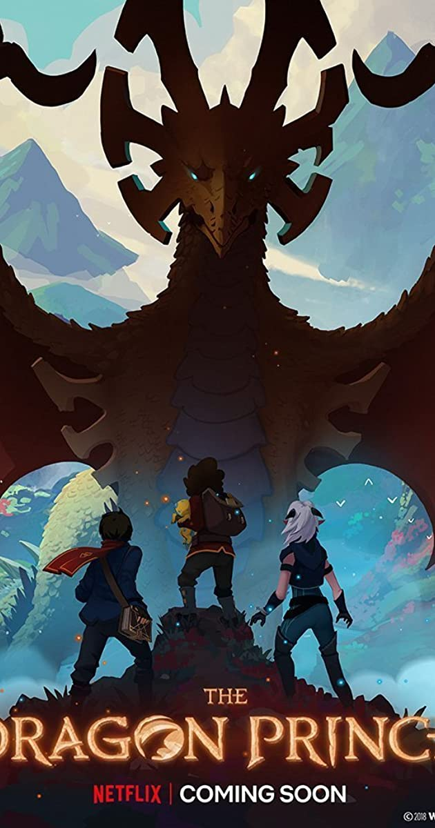 Download The Dragon Prince or watch streaming online complete episodes of  Season 2 in HD 720p 1080p using torrent