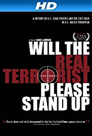 Will the Real Terrorist Please Stand Up? Poster