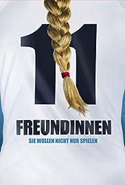 11 Freundinnen Poster