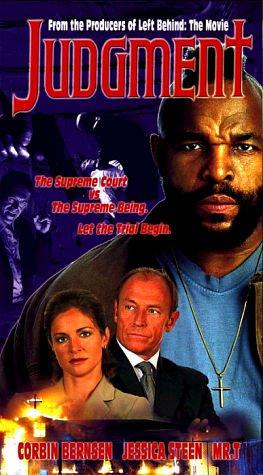 Corbin Bernsen, Mr. T, and Jessica Steen in Judgment (2001)
