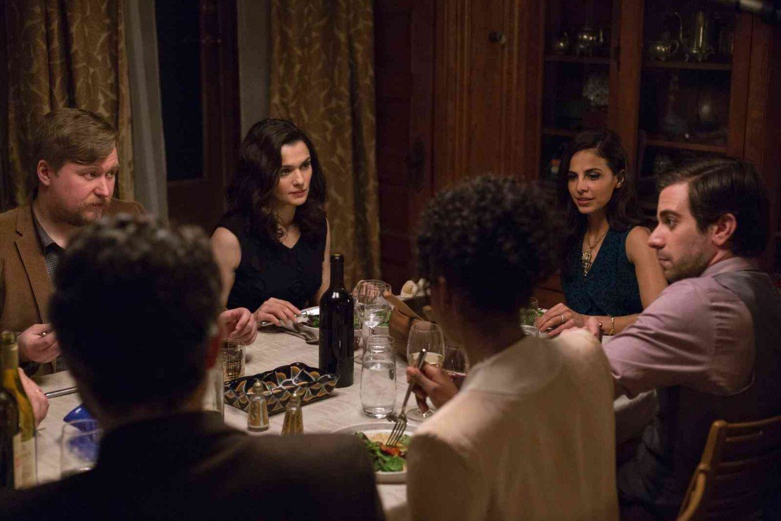 Rachel Weisz, Azita Ghanizada, Michael Chernus, Frank De Julio, and Condola Rashad in Complete Unknown (2016)