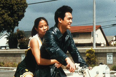 John Cho and Karin Anna Cheung in Better Luck Tomorrow (2002)