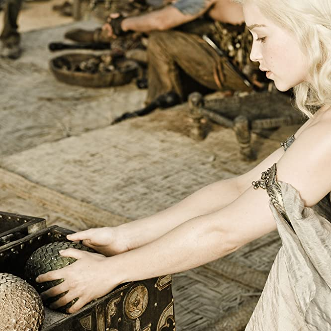 Emilia Clarke in Game of Thrones (2011)