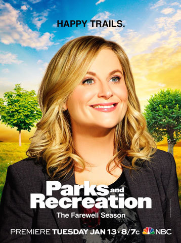 PARKAI IR POILSIS (3 sezonas) / PARKS AND RECREATION