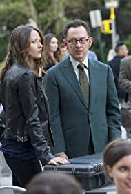 Amy Acker and Michael Emerson in Person of Interest (2011)