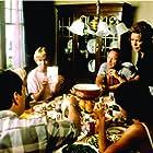 Gene Hackman, Ally Sheedy, Ellen Burstyn, and Amy Madigan in Twice in a Lifetime (1985)