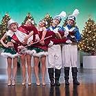Neil Patrick Harris, John Cho, and Kal Penn in A Very Harold & Kumar 3D Christmas (2011)