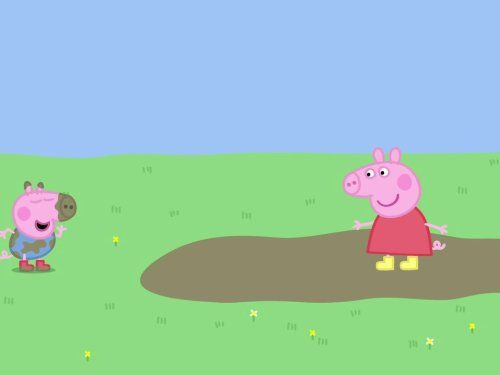 Peppa Pig Muddy Puddles Tv Episode 2004 Imdb