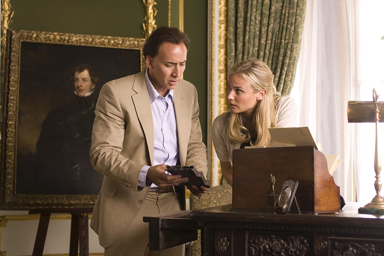 Film National Treasure Book Of Secrets 2007 Tribunnewswiki Com Mobile