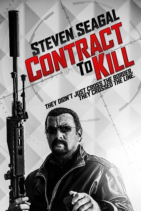Contract to Kill (2016) Hindi Dubbed