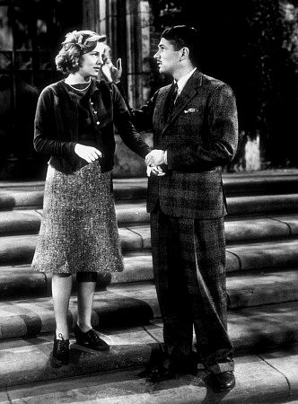 """""""Rebecca,"""" Joan Fontaine, Laurence Olivier. 1940 Selznick"""