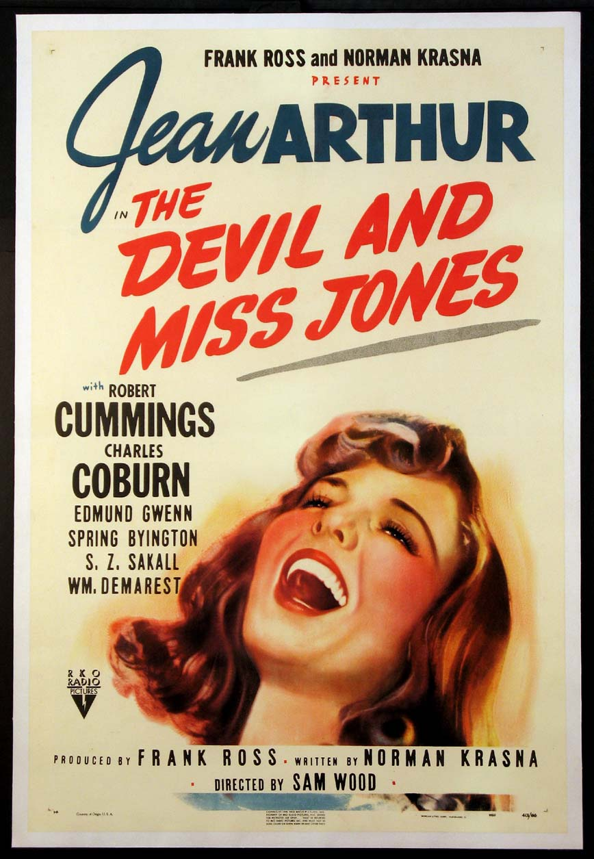 The Devil and Miss Jones (1941) - IMDb