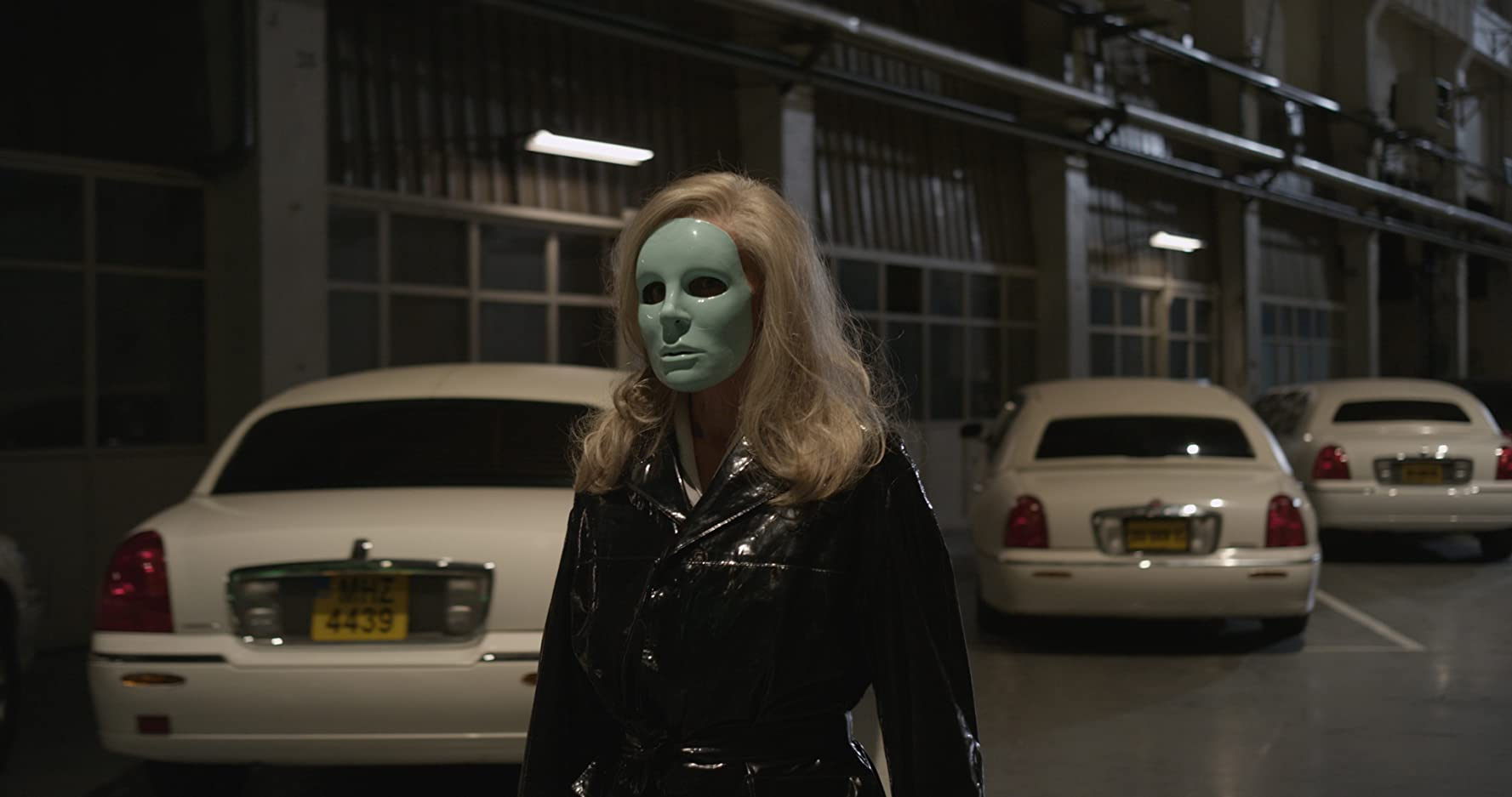 Edith Scob in Holy Motors (2012)