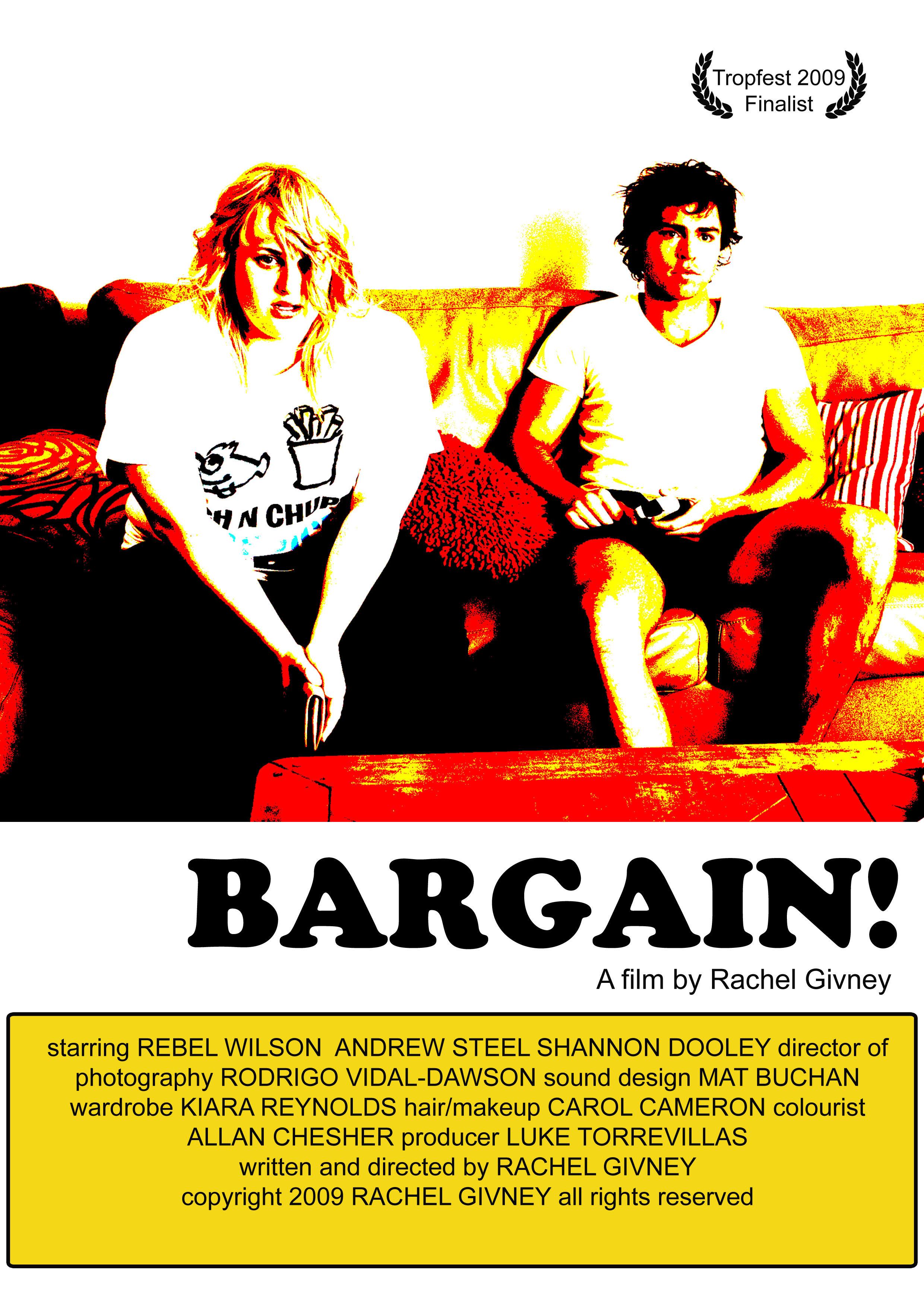 Bargain (2009) - IMDb