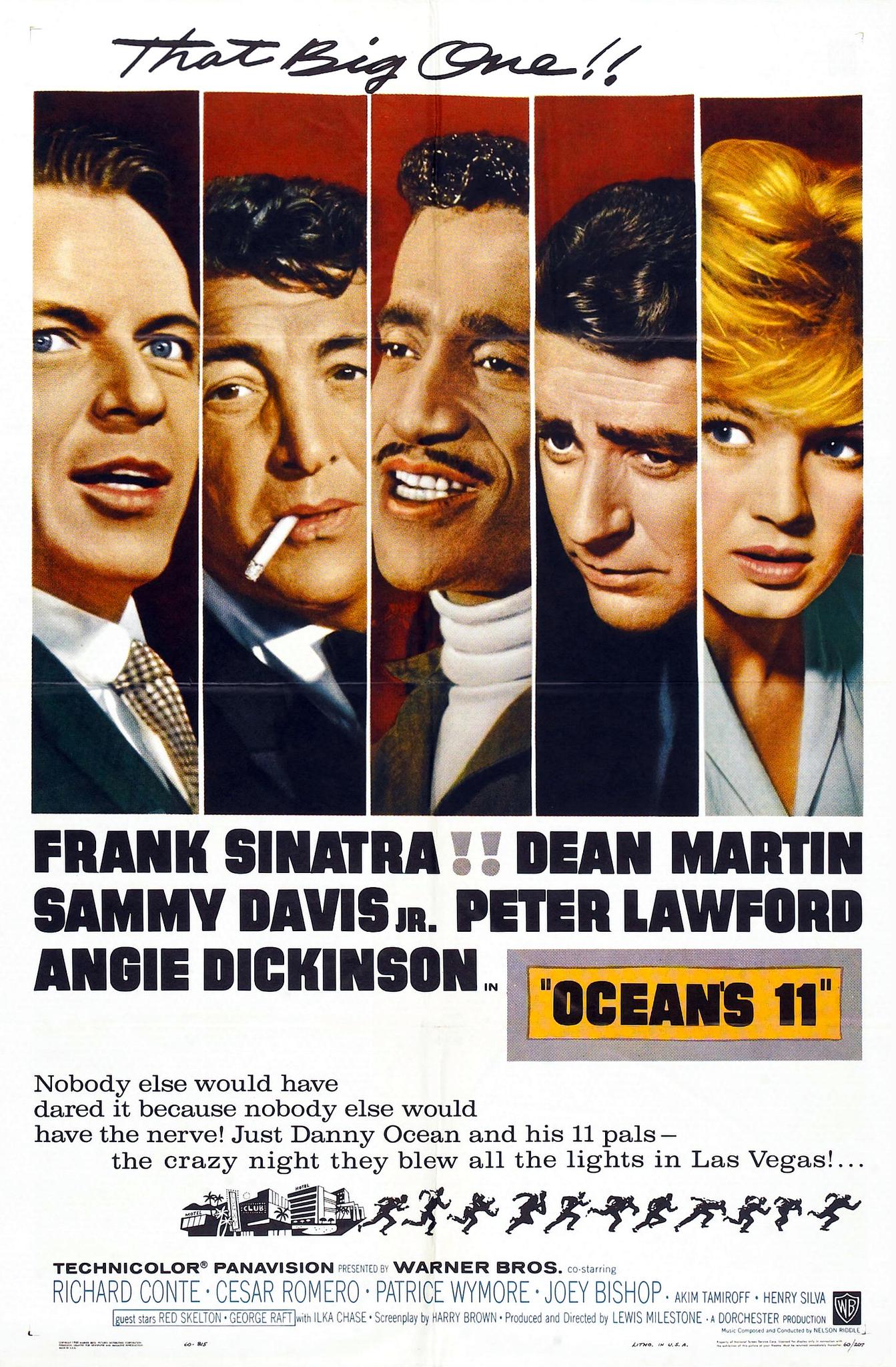 Ocean's 11 (1960) - IMDb