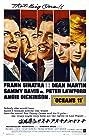 Ocean's 11 (1960) Poster