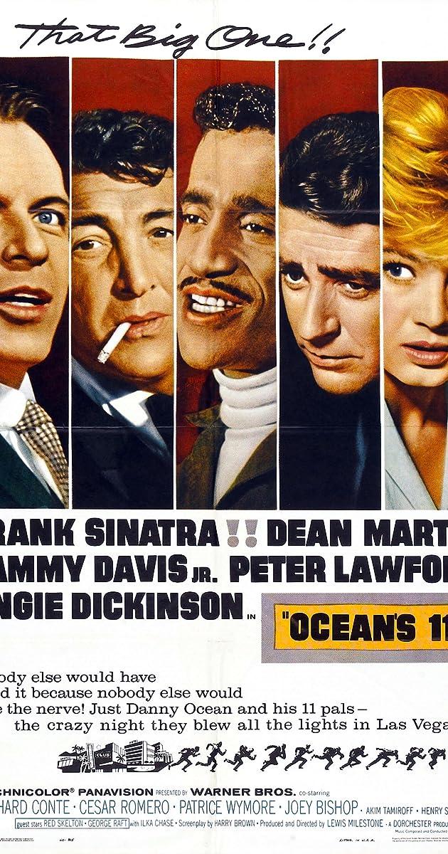 Subtitle of Ocean's 11
