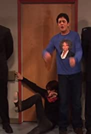 Josh Runs Into Oprah Poster
