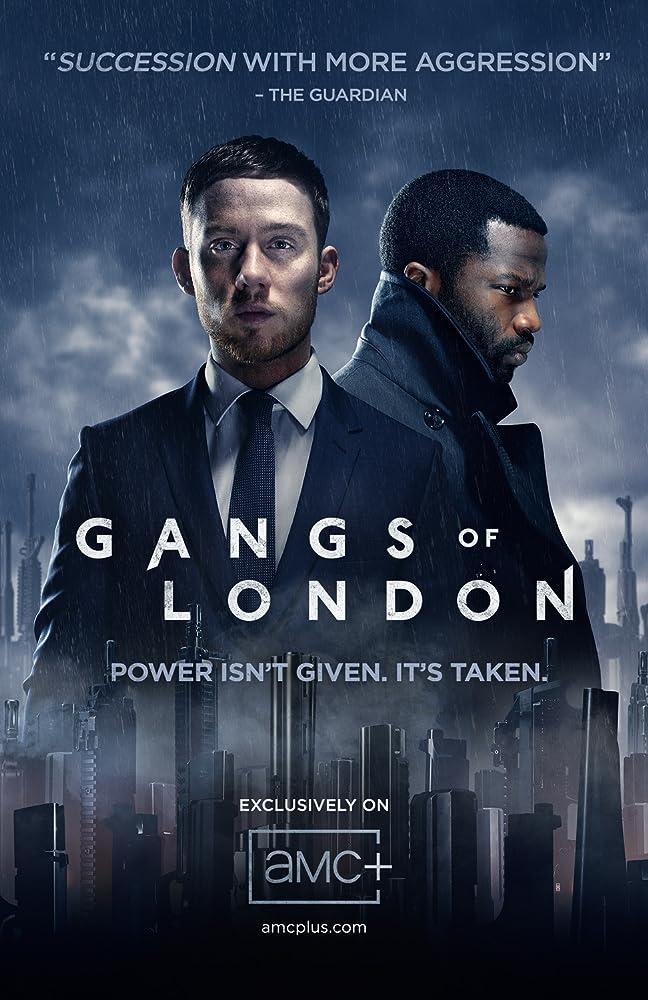 Gangs of London (2020)