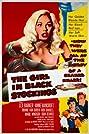 The Girl in Black Stockings (1957) Poster