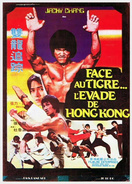 Bruce Lee's Dragons Fight Back ((1985))