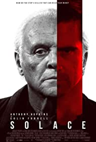 Anthony Hopkins and Colin Farrell in Solace (2015)
