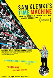 Sam Klemke's Time Machine Poster