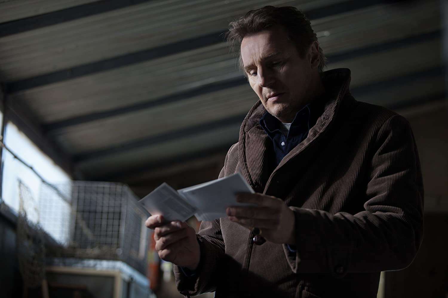 Liam Neeson in A Walk Among the Tombstones (2014)