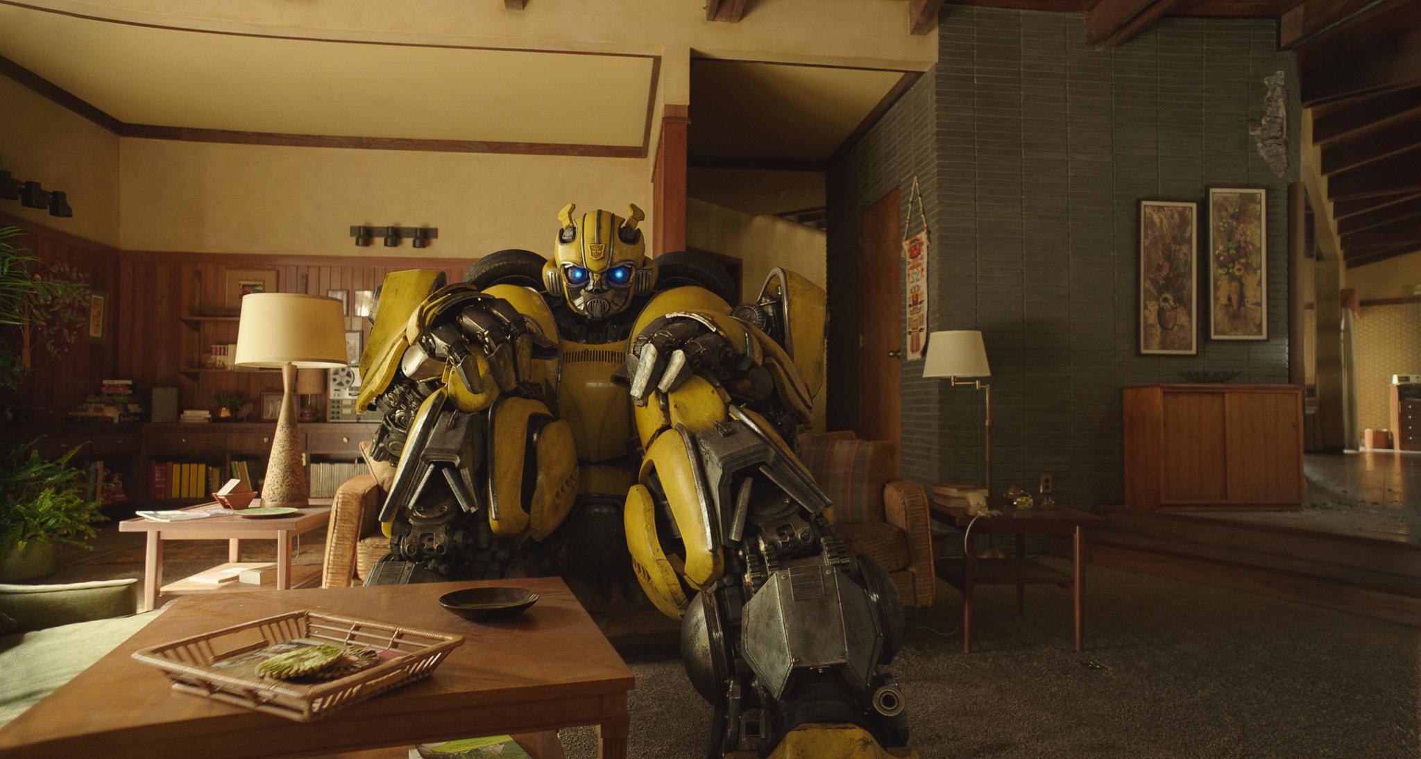 Bumblebee (2018) - IMDb