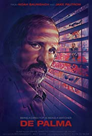 De Palma (2015) Poster - Movie Forum, Cast, Reviews