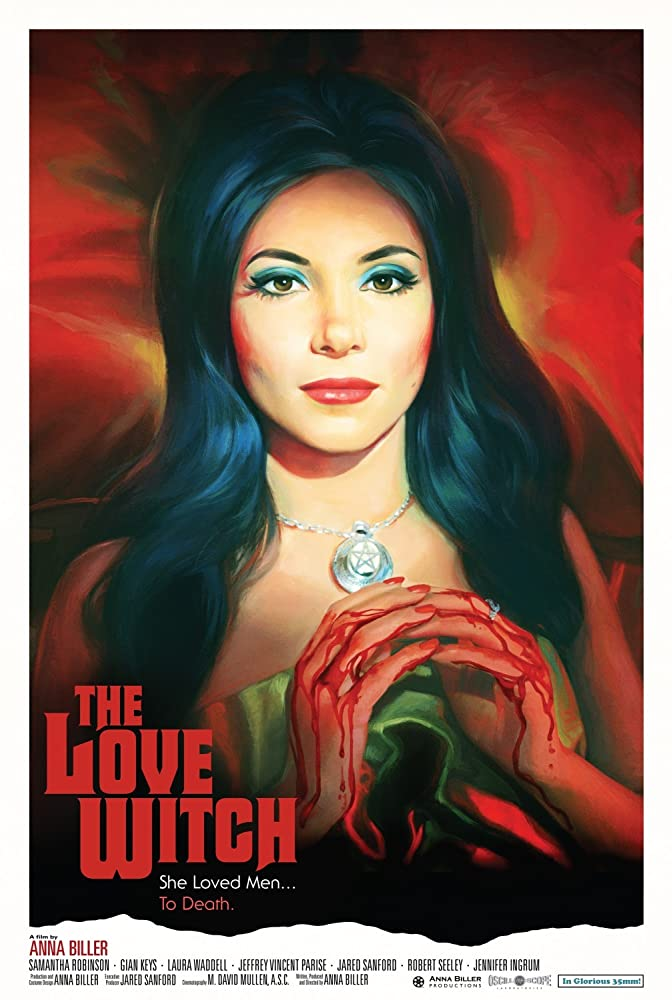 Samantha Robinson in The Love Witch (2016)