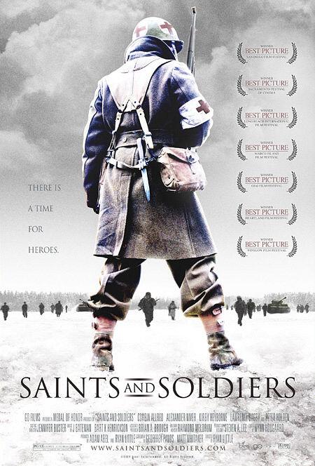 Santos ou Soldados [Dub] – IMDB 6.8