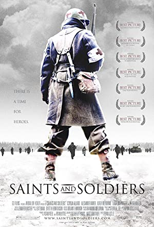 Saints and Soldiers Poster Image