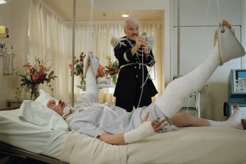 Kevin Kline and Steve Martin in The Pink Panther (2006)