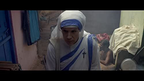 MOTHER TERESA, recipient of the Nobel Peace Prize, is considered one of the greatest humanitarians of modern times. Her selfless commitment changed hearts, lives and inspired millions throughout the world. THE LETTERS, as told through personal letters she wrote over the last 40 years of her life, reveal a troubled and vulnerable women who grew to feel an isolation and an abandonment by God. The story is told from the point of view of a Vatican priest charged with the task of investigating acts and events following her death. He recounts her life's work, her political oppression, her religious zeal and her unbreakable spirit.