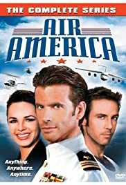 Air America Poster - TV Show Forum, Cast, Reviews