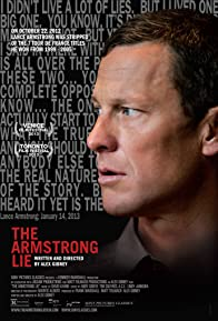 Primary photo for The Armstrong Lie