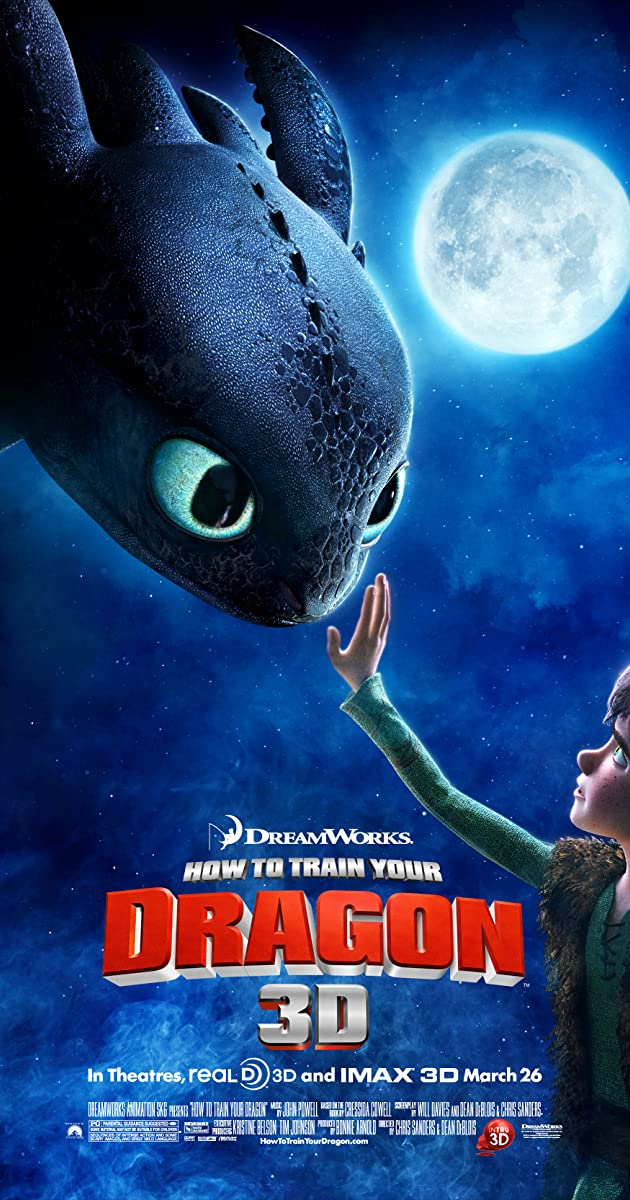 How To Train Your Dragon 2010 Full Cast Crew Imdb