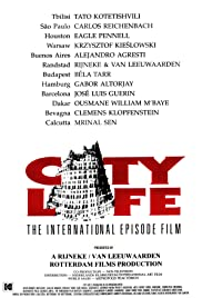 City Life Poster