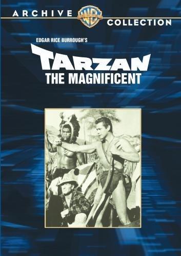 Gordon Scott in Tarzan the Magnificent (1960)