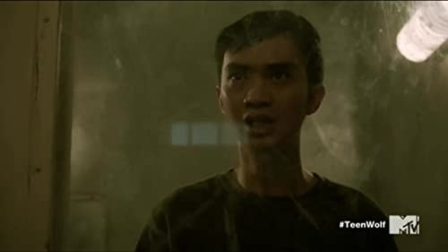 DRAMA: Teen Wolf - MTV