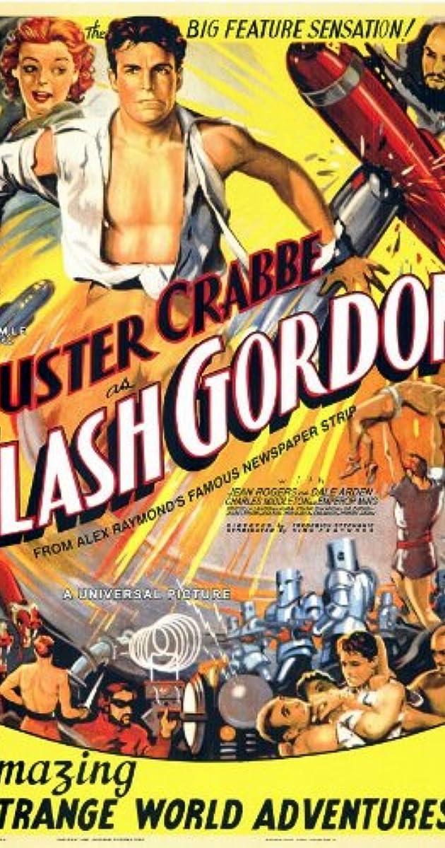 flash gordon stream