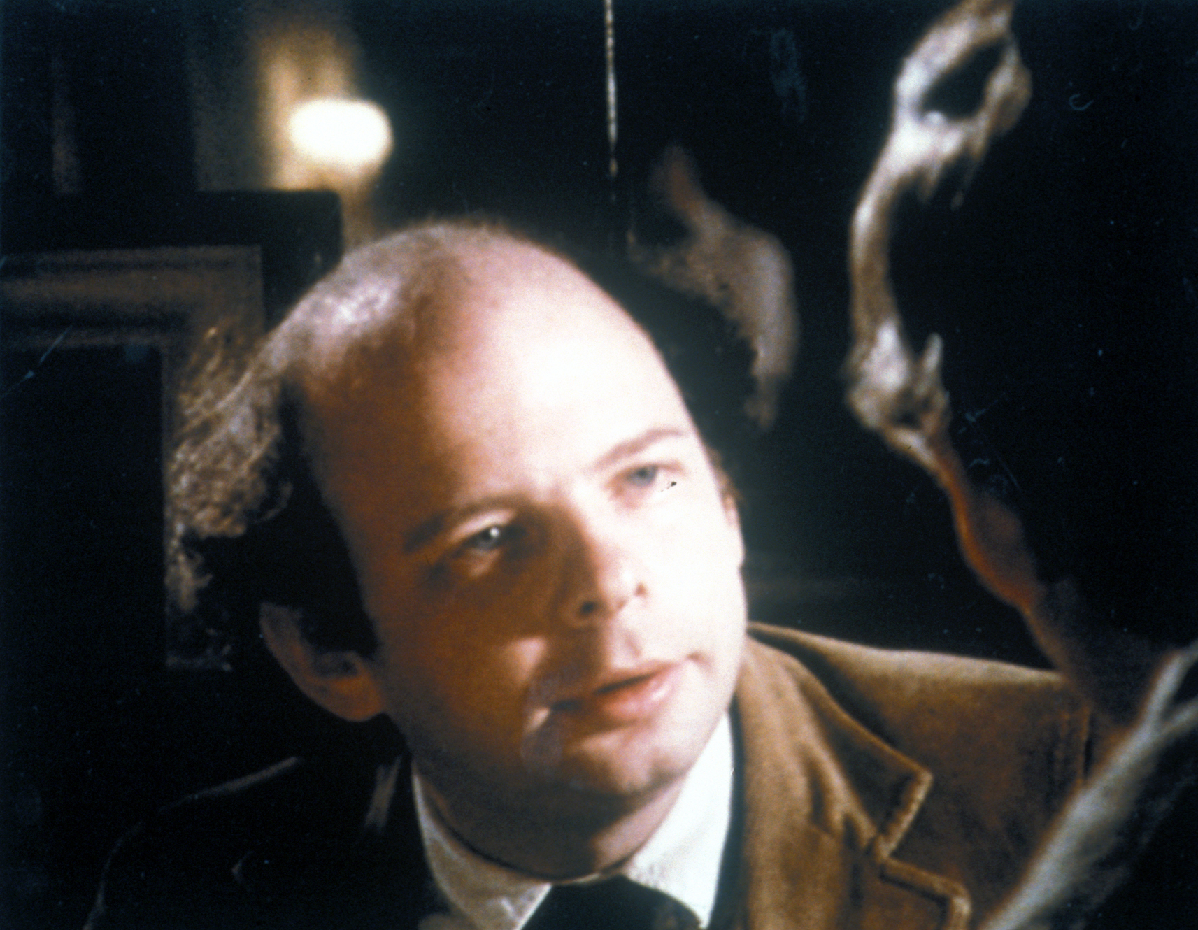 Wallace Shawn in My Dinner with Andre (1981)