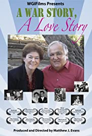 A War Story, a Love Story Poster