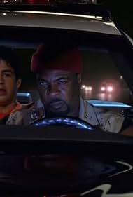 Allan Louis and Josh Peck in Drake & Josh (2004)