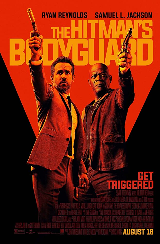 The Hitman's Bodyguard 2017 Dual Audio [Hindi-English] 720p BluRay ESubs Download