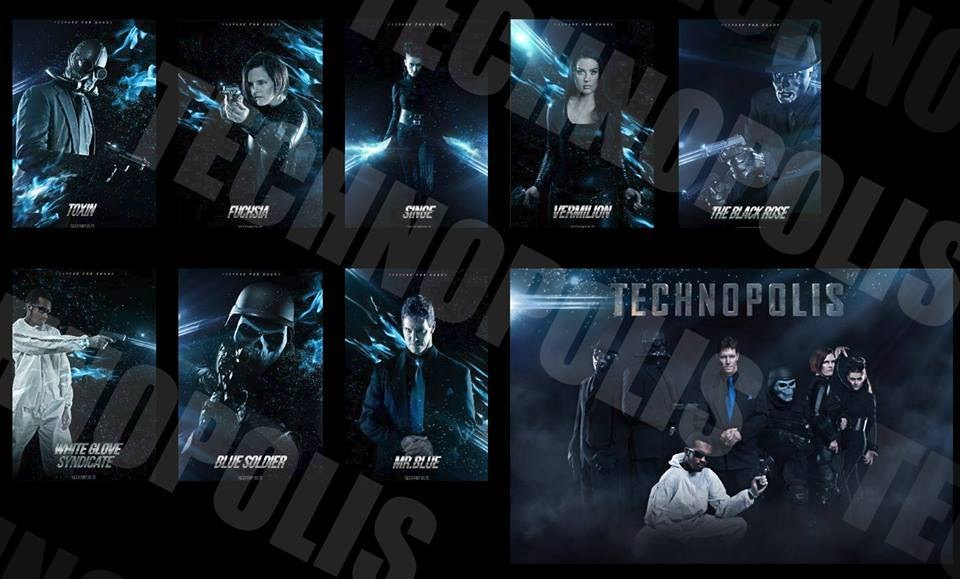 TECHNOPOLIS Official Poster