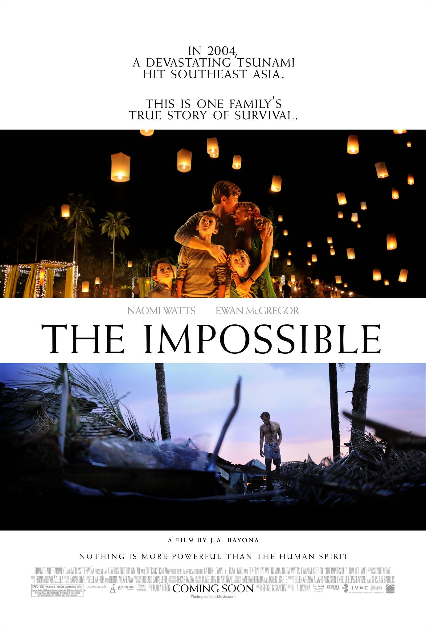 Kıyamet Günü – The Impossible izle