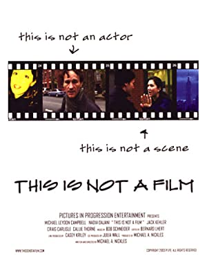 Where to stream This Is Not a Film