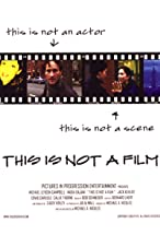 Primary image for This Is Not a Film